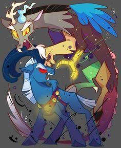 battle of the bad My Little Pony Twilight, My Little Pony Cartoon, My Little Pony Drawing, Cartoon As Anime, Dc Anime, Cartoon Shows, Little Poni, Nightmare Moon, Mlp Fan Art
