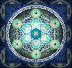 Sacred geometry - Fruit of Life