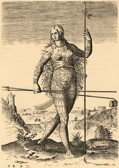 A Pict - Picts were native Scotlanders and possibly the ONLY group of people the Roman Empire could NEVER CONQUER - TRUE THAT!  They tried for 20 years and gave up.  A bunch of naked, blue painted tattooed Scots with no written language WERE NEVER ENSLAVED by the slaving, land stealing Romans.  1/2 my ancestry is Scottish, Smith Klan, who are known to have pictish roots. Think that's why I'm so combative & refuse to be told what to do.