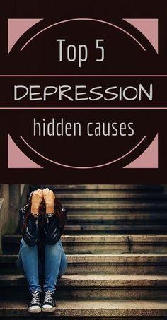 Top 5 Hidden Causes of Depression