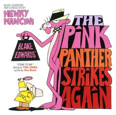 Henry Mancini: Pink Panther Strikes Again