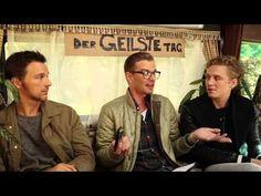 Joko Winterscheidt rastet total beim Interview mit Matthias Schweighöfer aus... || DER GEILSTE TAG