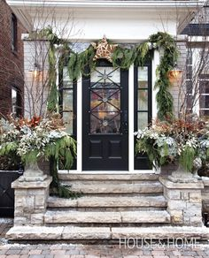 Photo Gallery: Outdoor Holiday Decorations | House & Home