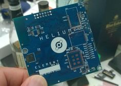 Helium Systems, an Internet of things-inspired platform which aims to connect low-powerdevices without Wi-Fior Bluetooth, today announced a $15.98 million funding round in a publiccompany filing. #iOT