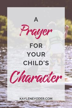 Bring your child's character before God with these free prayer prompts! Discover how to ignite your own life by regularly praying for your child to make wise choices and to raise a godly child who loves the Lord. Prayer For Parents, Praying For Your Children, Prayers For Children, Prayer For You, Mom Prayers, Prayers For Strength, Christian Kids, Christian Families, Practical Parenting