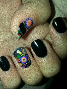 #Nailstickers #Action work perfectly