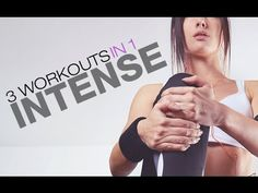 Full Body HIIT Workout (THREE 12 MIN WORKOUTS IN ONE!!) - YouTube