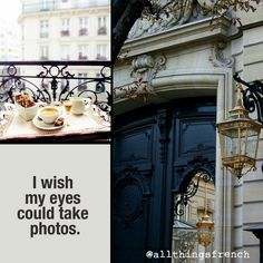 I wish my eyes could take photos... #Paris, always beautiful... #allthingsfrench