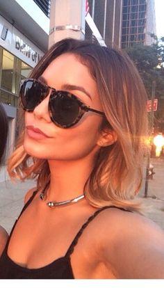 Bronde! Vanessa Hudgens hair