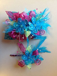 Boutonniere for Prom for Him | Corsages And Boutonnieres | Silk Prom Corsage and Matching Boutonniere ...