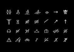 Wayfinding and Visual Identity in Wilanów Branding Graphic Design Icon Design | STUDIO 2X2