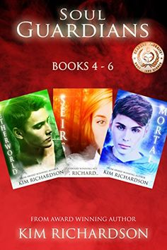 Amazon.com: Soul Guardians 3-Book Collection: Netherworld #4, Seirs #5, Mortal#6 eBook: Kim Richardson: Kindle Store