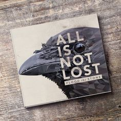 All is not lost by The little inkwell