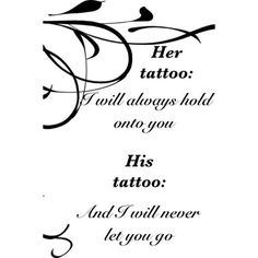 7 Couples Who Expressed Their Love Through Awesome Matching Tattoos ❤ liked on Polyvore featuring accessories and body art