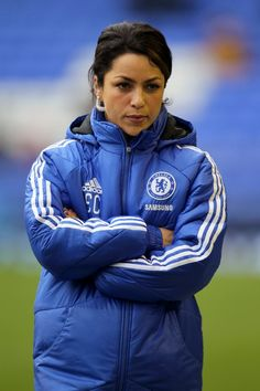 Chelsea FC's Physio Girl