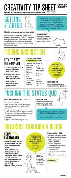 Here's what to do when you can't quuuuite get going on a project: