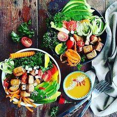 RP @the_smallseed_  this is amazing. I'm  hungry  #GoVegan #Vegan #Vegano #GaryYourofsky #Vegetarian #VeganWarrior #VeganUnited #خضرية #animalrights #비거니즘 #VeganRules #VeganHealth #VeganPeople #CrueltyFree #VeganCool #VeganPlace #VeganRestaurant #VeganStore #VeganInformation #VeganAdd #VeganPost #VeganDay #Health #Veganawareness #Pollution #VeganFight #Veganideas @mango_rising (they are both the same except one has a basis of Cauliflower rice (get 1/2 raw cauliflower and pulse in blender…