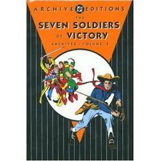 Seven Soldiers of Victory Archives, Vol. 2 (DC Archive Editions) (9781401213084) by Various