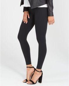 Spanx Seamless Legging Very Black