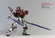 ZGMF-X56S/β Sword Impulse Gundam