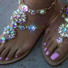 Benis Fashion Sandals #ebay #Fashion