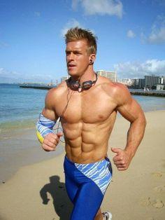 HOTT MEN on Pinterest | Men Abs, Gay Guys and Hot Dudes: https://www.pinterest.com/georgenderek/hott-men