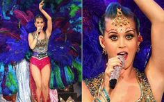 #KatyPerry on tour in #India!