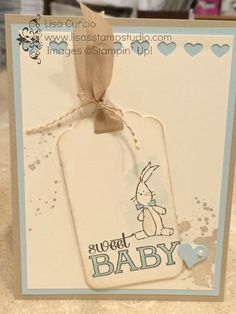 We've Got Baby News! CASE by lisacurcio2001 - Cards and Paper Crafts at Splitcoaststampers