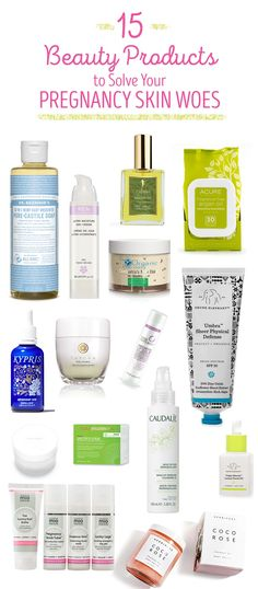That pregnancy 'glow' is a myth: 15 beauty products that saved my skin. Pregnancy Beauty Tips Back Acne Treatment, Natural Acne Treatment, Natural Skin Care, Acne Treatments, Natural Beauty, Natural Makeup, Pregnancy Acne, Pregnancy Tips, Pregnancy Products