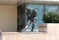 Shakespeare szobor, Mészáros Andor