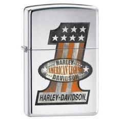 #1 Harley-Davidson Zippo