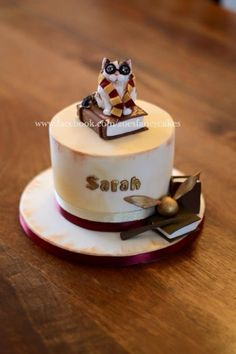 Harry Potter Party ⚜ themed cake