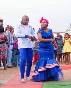 Wedding Dresses South Africa, African Wedding Attire, African Traditional Wear, African Traditional Wedding Dress, African Patterns, African Prints, Tsonga Traditional Dresses, Pedi Traditional Attire, Africa Fashion
