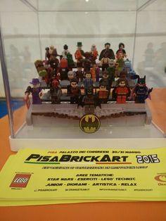 #pisabrickart #lego #moc #mostralego #pisa #succedeapisa #afol #orangeteam #otlug  #legofun #moc #superhero #IronMan #minifigures