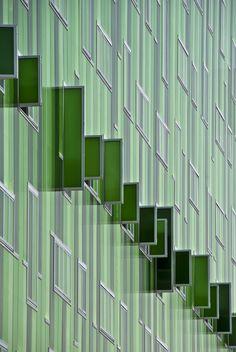 Edificio de viviendas, Madrid, Spain by SOMOS Arquitectos