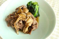 漬け込み冷凍の牛肉とまいたけの簡単煮 by 西川剛史 | レシピサイト「Nadia | ナディア」プロの料理を無料で検索