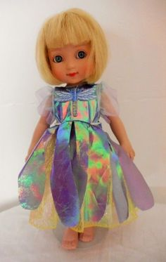 "Tonner Mary Engelbreit Ann Estelle Doll 10"" in Dragonfly/Fairy Dress With Extras #DollswithClothingAccessories"