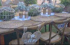 Madera rústica  Alquiler flores de Mallorca