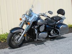 Kawasaki Vulcan Nomad Motorcycles for sale at Wengers of Myerstown Bikes For Sale, Motorcycles For Sale, Biker Boys, Kawasaki Vulcan, Luggage Rack, Tractor Parts, Cruiser Motorcycle, Tractors, Pipes