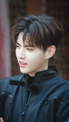 "Kris Wu at the program Floors of mystery"" 2017 Chanyeol, Kyungsoo, Kris Wu, Rapper, Korean Boy, Wu Yi Fan, Exo Ot12, Exo Members, Chinese Boy"