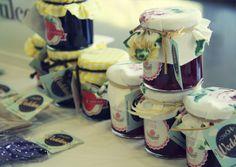 MERMELADAS ARTESANALES Mucho más en www.creohweddings.com