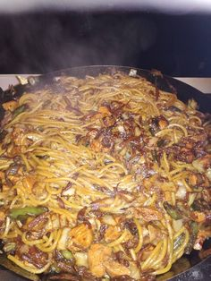 Csirkés kinai sült tészta, ha van olyan étel, amivel mindenkit elbűvölhetsz, ez az! - Ketkes.com