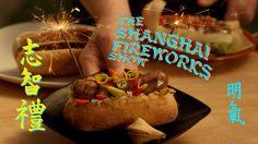 The Shanghai Fireworks Show #BratCocktail