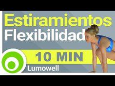 Estiramientos para Ganar Flexibilidad - YouTube