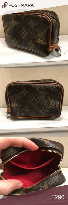 bb85c2359e07 VINTAGE Louis Vuitton Wallet Hard to let go, but Im looking for something a  little