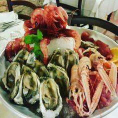 Food Diary, Malaga, Japanese Food, Fish Recipes, Shrimp, Salmon, Seafood, Chicken, Vegetables