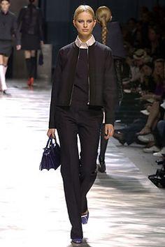 Louis Vuitton Fall 2003 RTW.