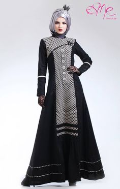 Islamic Fashion, Muslim Fashion, Modest Fashion, Women's Fashion Dresses, Batik Fashion, Abaya Fashion, Shirt Dress Pattern, Indian Gowns Dresses, Dress Neck Designs