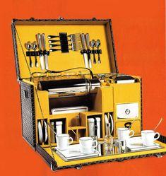 Kitchenette Steamer Trunk Variation