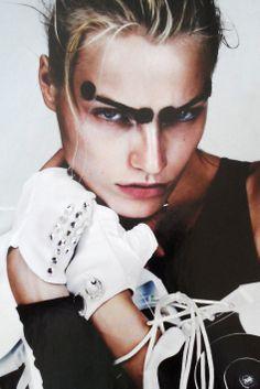 Glovedup Gloves in Vogue UK